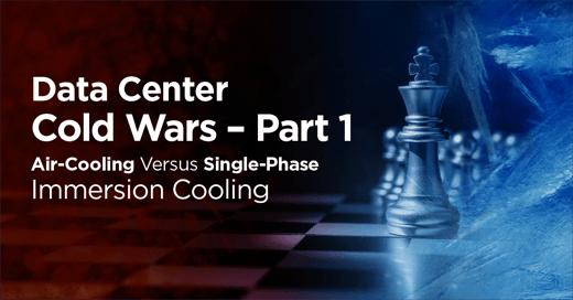 Data Center Cold Wars Part 1-2