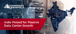 India Poised for Massive Data Center Growth