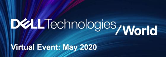 Dell Technologies World Banner