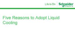 Five Reasons to Adopt Liquid Cooling Crop