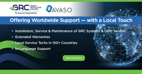 GRC Avaso Worldwide Support