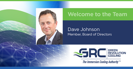 GRC Board Member Dave Johnson