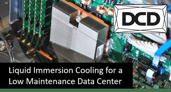 GRC DCD LIC Low Maintenance Data Center