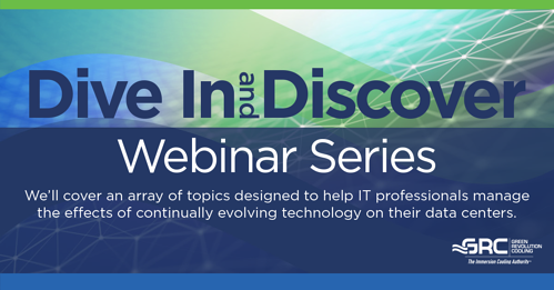 GRC Dive In and Discover Webinar Series Generic