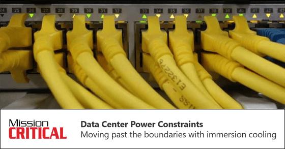 GRC Mission Critical Data Center Power Constraints