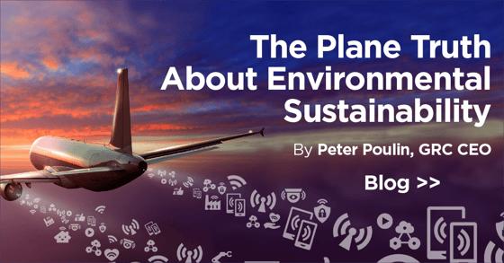 GRC The Plane Truth Sustainability Blog Social Art