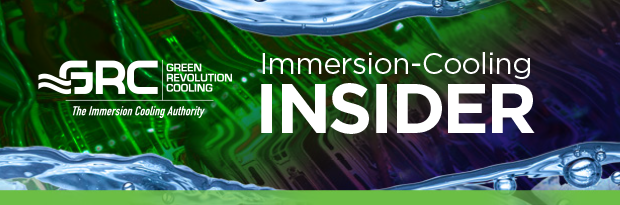Immersion-Cooling Insider Newsletter Header