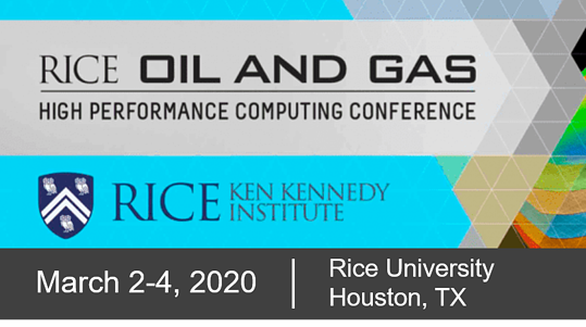 Rice Oil & Gas HPC Conference